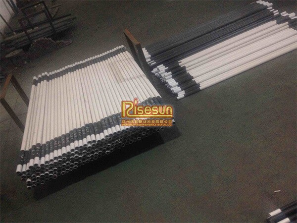 Alkali-resistant Coating SiC heater
